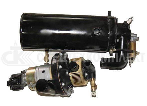 Предпусковой подогреватель двигателя ПЖД (ПЖД 30)