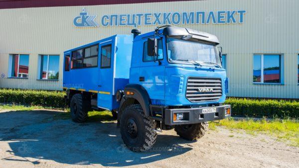 Вахтовый автобус Урал 32552-3013-79 (2019 г.)