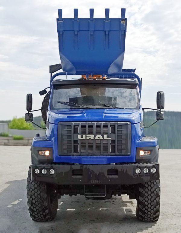 Универсальный экскаватор-планировщик UDS 114 28