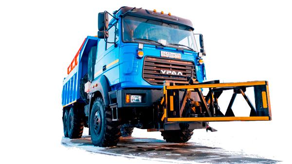 Комбинированные дорожные машины (КДМ) 1