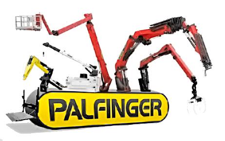 palfinger manipulatori ural