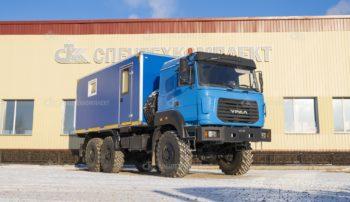 ТБМ Урал 5557-4512-80