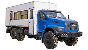 Вахтовый автобус Урал Некст 4320-6951-74