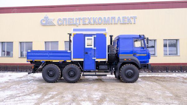 ГПА на шасси Урал 5557-4512-80
