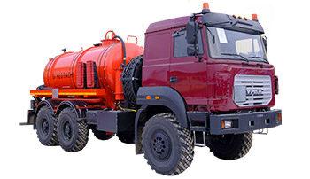 АКН-8 на шасси Урал 5557-4512-80