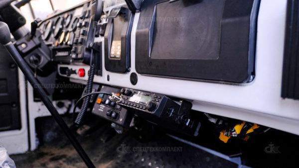 Автокран на шасси Урал 4320-1912-72