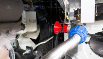 Автоматическая система обнаружения и пожаротушения