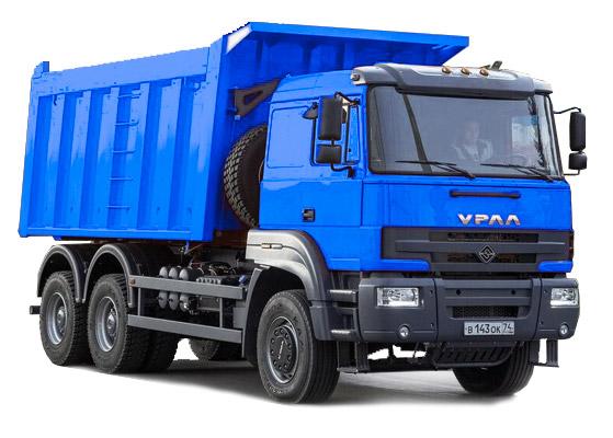 Самосвал Урал Некст С35510 (6х4)