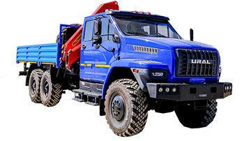 Урал Некст бортовой 4320-6988-72 с ИМ 150N