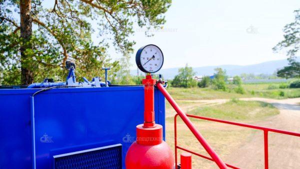 Агрегат цементировочный Урал CNG 4320-4972-16